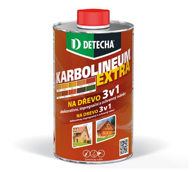 Karbolineum zkušenosti
