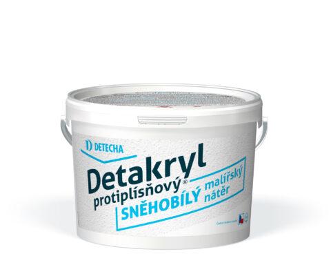 Detecha Detakryl protiplísňový 2,5 kg s novou etiketou