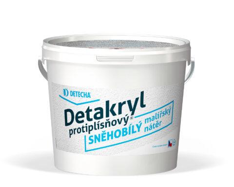 Detecha Detakryl protiplísňový 5 kg s novou etiketou