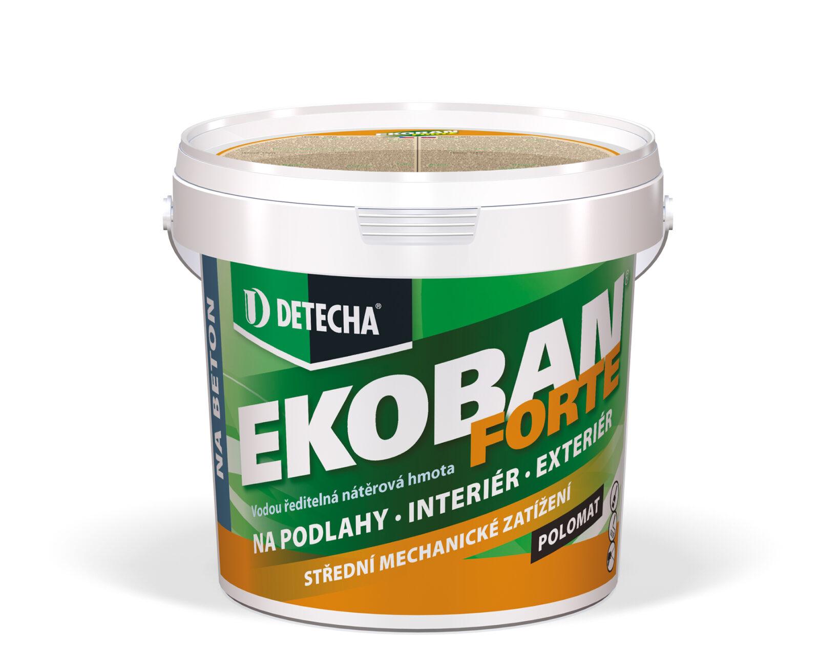 Detecha Ekoban forte 5 kg
