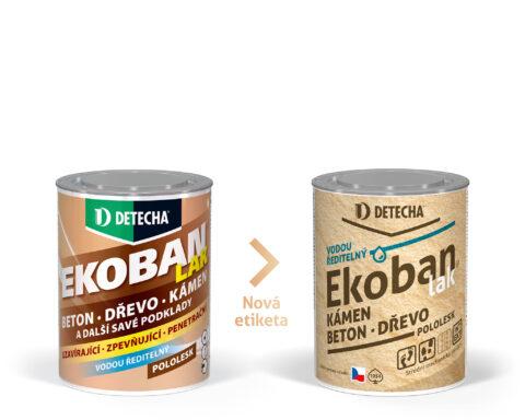 Detecha Ekoban lak 0,7 kg