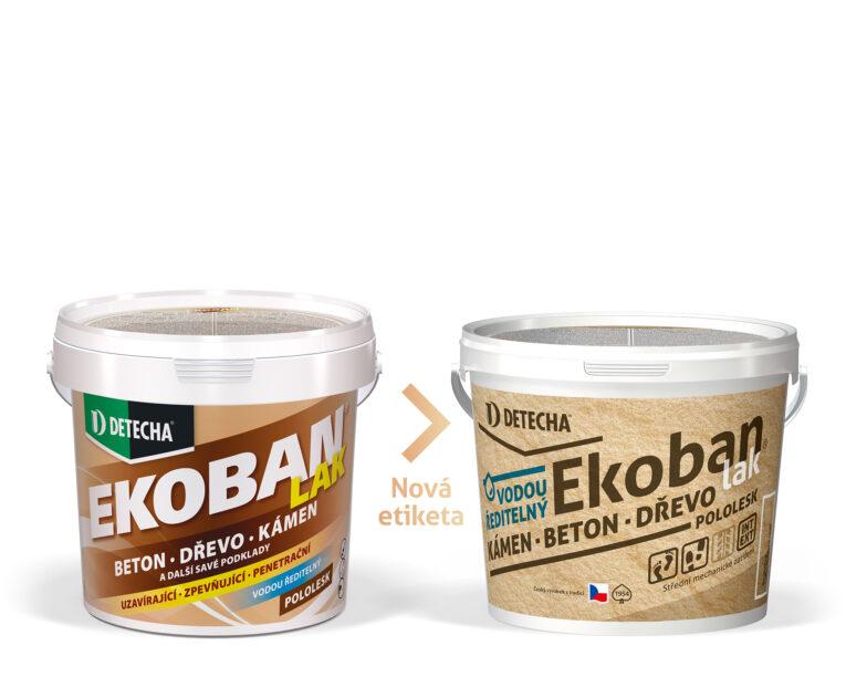 Detecha Ekoban lak 5 kg