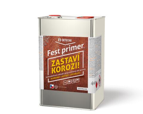 Detecha Fest primer 3 kg s novou etiketou
