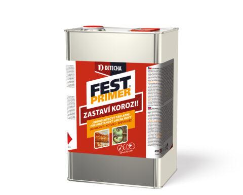 Detecha Fest primer 3 kg s původní etiketou