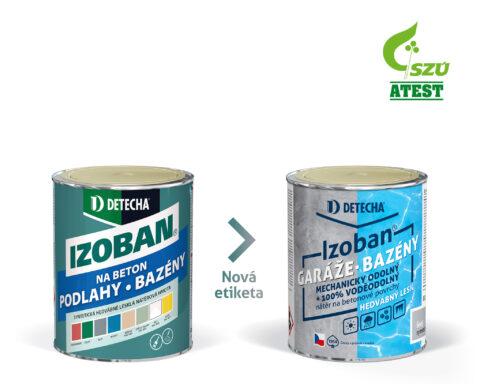 Detecha Izoban 0,8 kg