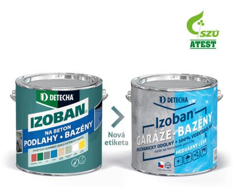 Detecha Izoban 2 kg