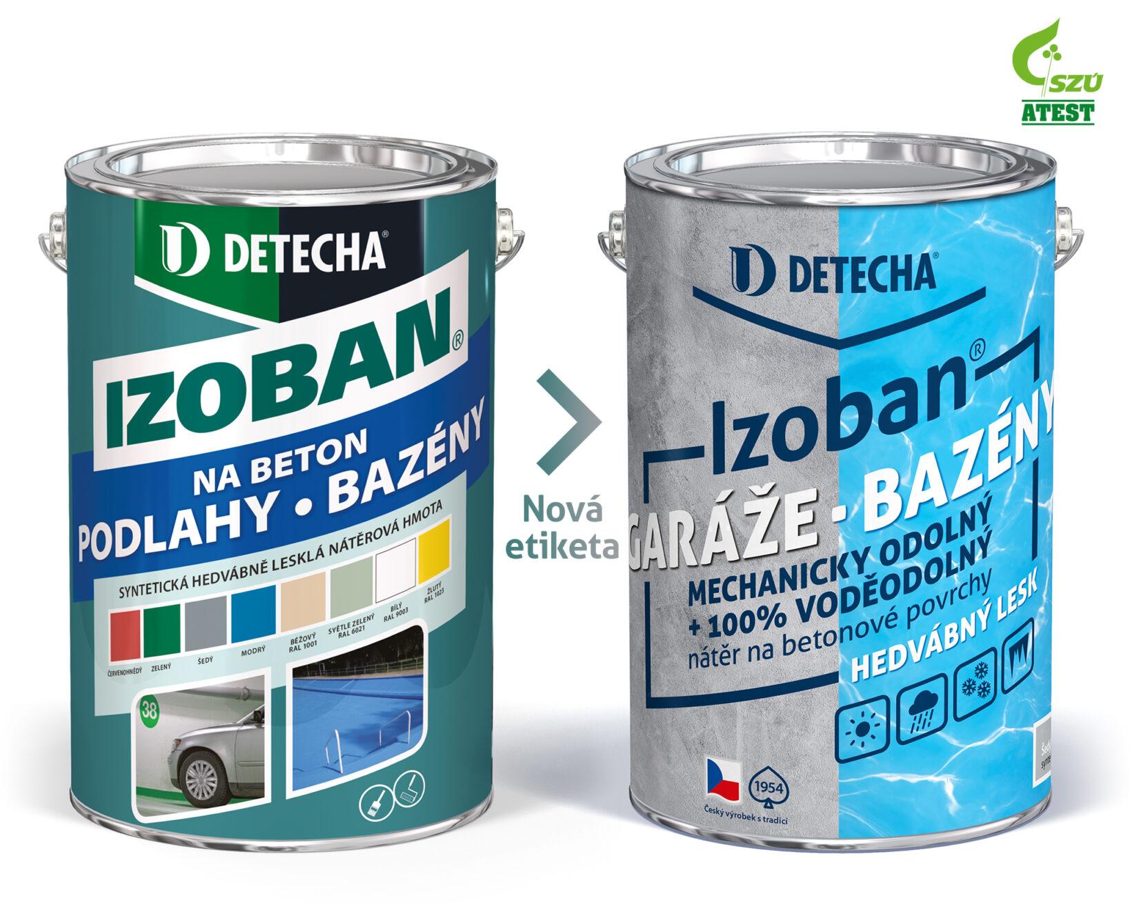 Detecha Izoban 5 kg