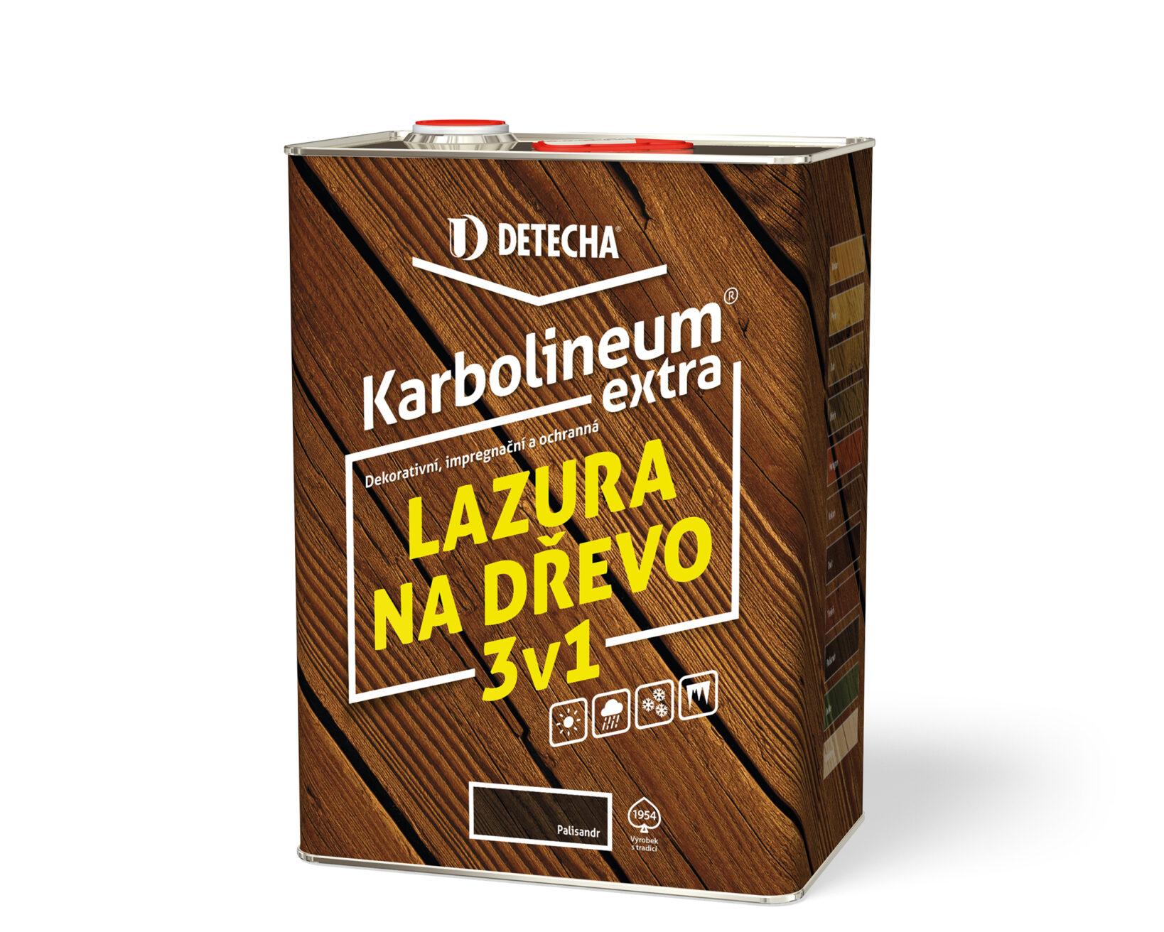 Detecha Karbolineum extra 8 kg