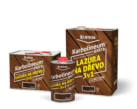 Detecha Karbolineum extra koláž