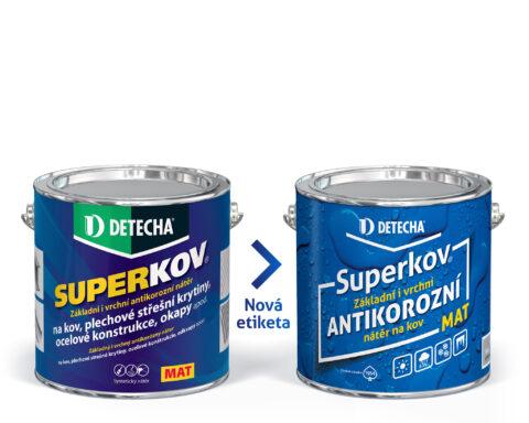 Detecha Superkov 2,5 kg