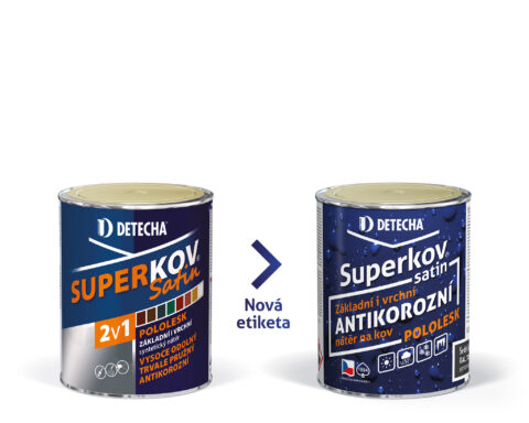 Detecha Superkov satin 0,8 kg