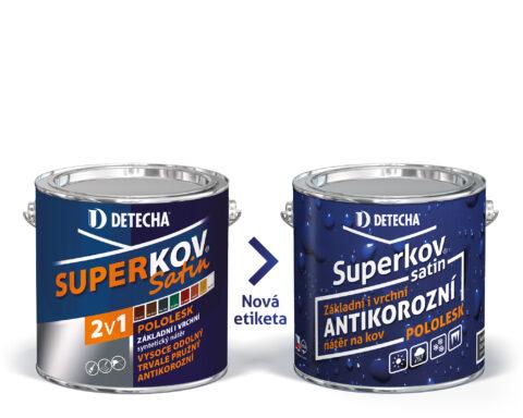 Detecha Superkov satin 2,5 kg