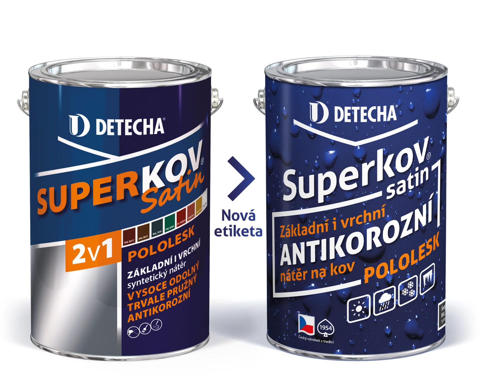 Detecha Superkov satin 5 kg
