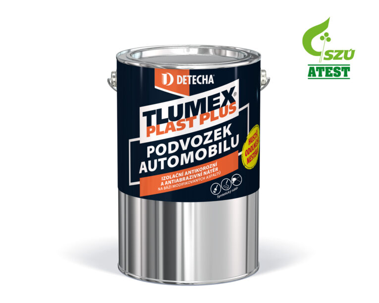 Detecha Tlumex plast plus 4 kg