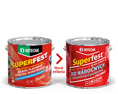Detecha Superfest 2,5 kg