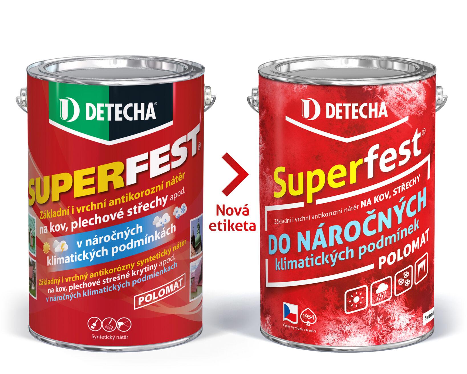 Detecha Superfest 5 kg