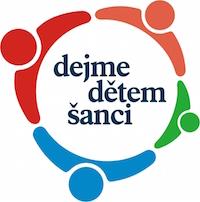 Dejme dětem šanci logo