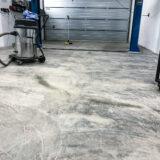 Podlaha před natřením Epoxybanem